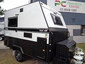2016 The Little Caravan Company N-DEAVOUR Seaford Frankston Area Preview