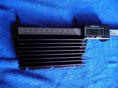 Large Aluminum Heatsink For Led High Power Rf Amplifier Transistor Radiator