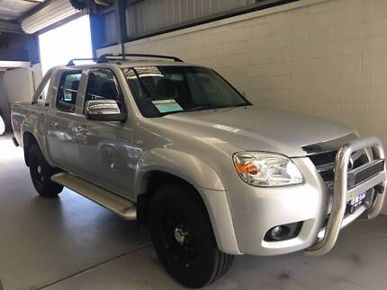 2008 Mazda BT-50 DUAL CAB 4x4 Turbo Diesel Ute Belmont Belmont Area Preview