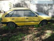 ford laser 1989 hatch, wreck or  restore Beverley Charles Sturt Area Preview