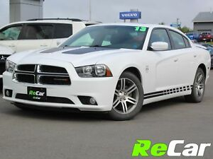 2013 Dodge Charger SXT RWD | HEATED SEATS | SUNROOF | ALPINE...