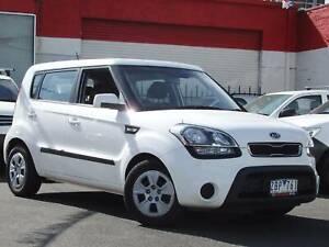 2012 Kia Soul Hatch  *** AUTO ***  $9,850 DRIVE AWAY Footscray Maribyrnong Area Preview