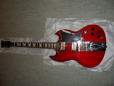 Vintage SG Guitar