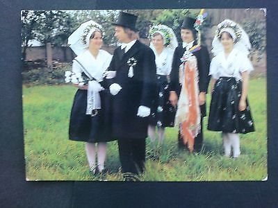 Alte Ansichtskarte Sorben: Sorbische Hochzeit