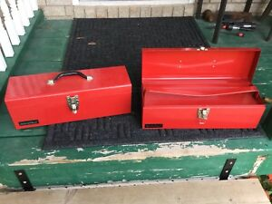 Tool boxes 10$ each