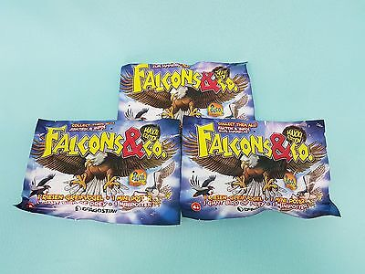 DeAgostini Falcons & Co Maxxi Edition 3 x Booster  Neu OVP