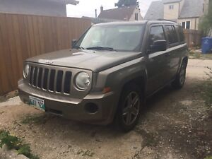 2008 Jeep Patriot for sale!