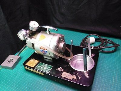 Gomco Model 711 Suction Pump Vacuum Aspirator System Vintage