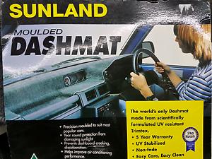 Mitsubishi Pajero NL NM Dashmat M3306 Cooee Burnie Area Preview