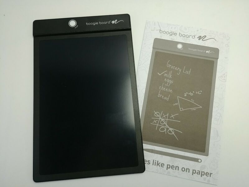 NEW Boogie Board eWriter Easy-Erase Drawing Tablet - FREE SHIPPING
