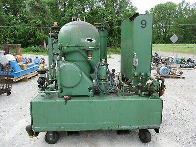 Westfalia Separator Typeosa20-02-066 Centrifuge System Rpm7480 52208k Used