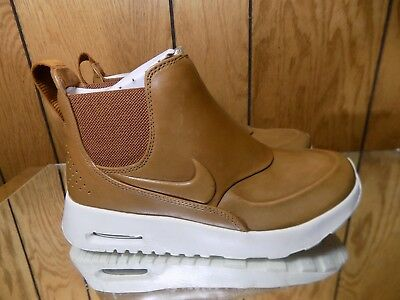 buy online cac27 02832 Nike Air Max Thea Mid Casual Shoes Boots Ale Brown 859550-200 Wmns Sz 5