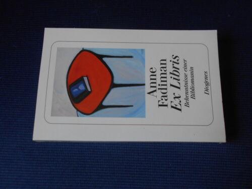 Ex Libris von Anne Fadiman (2007, Taschenbuch)