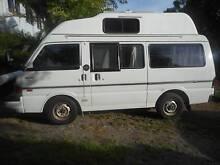 1994 Mazda E2000 Hitop Campervan North Ward Townsville City Preview