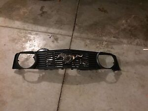 2010, 2011, 2012 Mustang Gt Stock Grill With Fog Lights