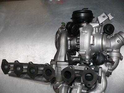 Turbolader BMW 335d 435d 535d 640d 740d X3 X4 X5 X6 35d 40d Originalteil gebraucht kaufen  Brandis