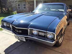 1968 Oldsmobile 442 Coupe Sydney City Inner Sydney Preview