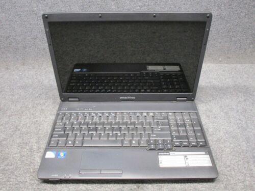 """Emachines ZRG Laptop Intel Celeron 2.20 GHz 0GB HDD 2 GB RAM DV/DL 15.5"""" Screen"""