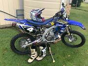 Yamaha YZ450 fuel injected Holland Park West Brisbane South West Preview
