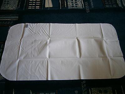 Wasserdichte Matratzenauflage  70 x 140 cm  25 Stk  Top Preis