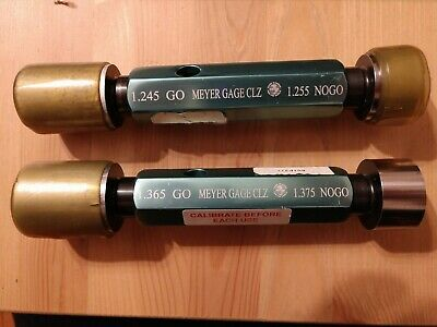 Meyer Gage Clz Go No Go - 2 To Choose From