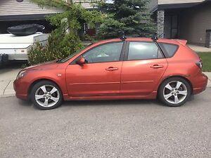 2005 Mazda 3 sport standard