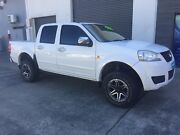 2012 Great Wall V200 TDi dual cab, rego, Rwc, mags , clean car!! Nerang Gold Coast West Preview