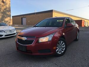 2011 Chevrolet Cruze LT| One Owner | No Accident| Certified