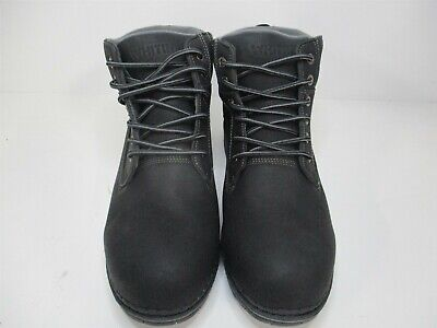 Whitin Men's Size 9.5 Black All-Weather Insulated Rubber Sole Boots