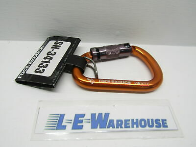 Disc - Rock Exotica Pirate Auto-lock Carabiner - Wire Eye