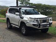 2012 toyota prado Moranbah Isaac Area Preview