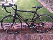 Carbon Fibre Eddy Merckx Racer Ultra Light Bike Kingsley Joondalup Area Preview