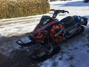 2010 Skidoo summit 800 154