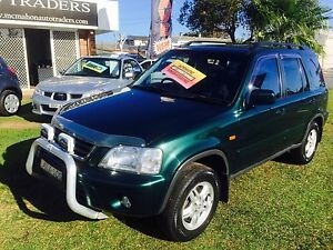 2001 Honda CRV Sport Automatic 4WD Suv Wagon Port Macquarie Port Macquarie City Preview