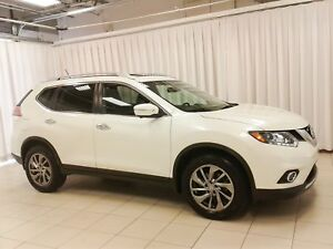 2015 Nissan Rogue SL AWD PURE DRIVE EDTN SUV.  LOADED WITH FEATU