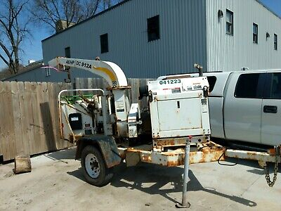 2012 Altec Disc Chipper