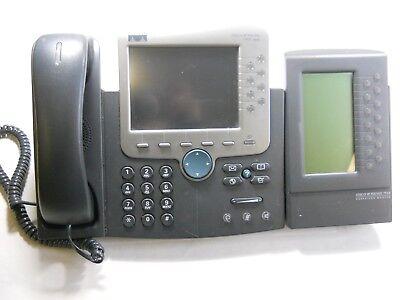 Cisco Ip Phone 7960 Series W 7914 Expansion Module1528usedqty 1 Eaalt