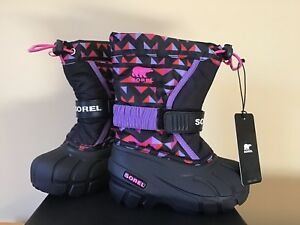 New Sorel Winter Boots, size 8