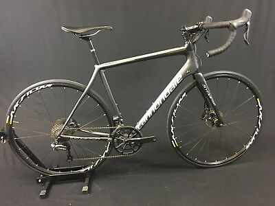 2017 Cannondale Synapse Carbon Ultegra Di2 Disc, Demo Bike - 56cm