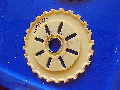 1 Used C69724 Plastic Farmall Mccormick Ih Planter Seed Plate C 697 24 C6 9724