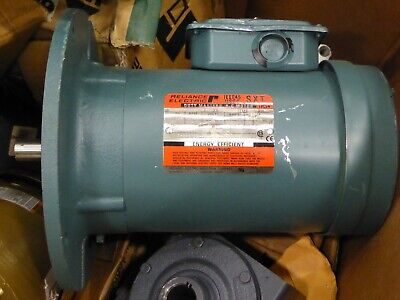 Reliance Electric Duty Master Ac Motor 34 Hp 1725 Rpm B79c4817m