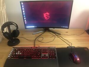 GAMING PC SET FOR SALE SUPER SMOOTH NO ISSUE
