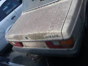 NOW WRECKING VOLVO 240GL CREME COLOR ALL PARTS 1992 Dandenong South Greater Dandenong Preview