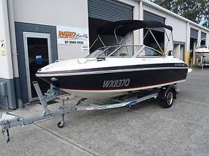 LARSON LX185 BOW RIDER Arundel Gold Coast City Preview