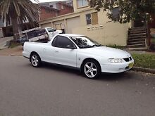 Vu auto ute $3200 today only ! Merewether Heights Newcastle Area Preview