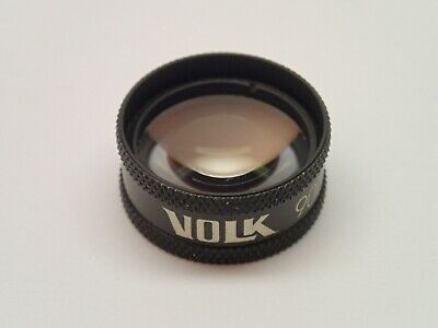 Volk 90d Double Aspheric Diagnostic Lens Made In Usa