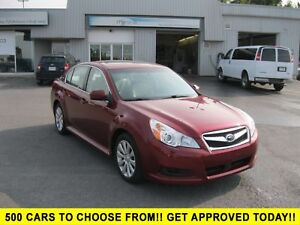 2012 Subaru Legacy 3.6R Limited Package LEATHER, NAVIGATION,...
