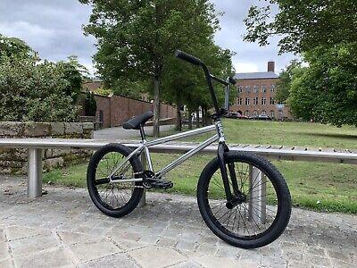 SDP Custom BMX Chrome