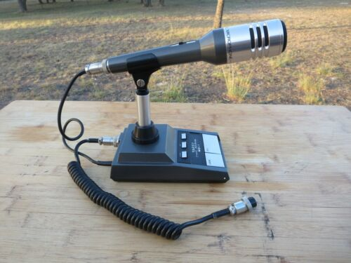 Yaesu MD-1 Dynamic Microphone
