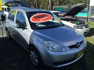 2006 Mazda Mazda2 Hatchback, ECONOMICAL Manual Long Jetty Wyong Area Preview